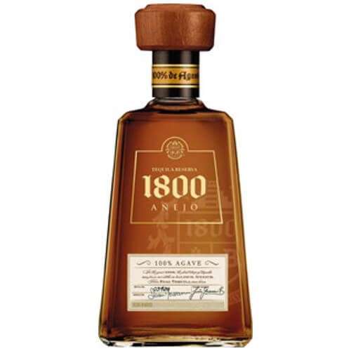 Mexican Tequila Aged 1800