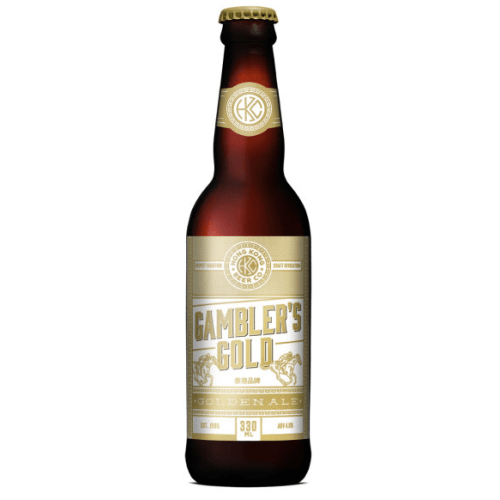 Gamblers Gold Ale