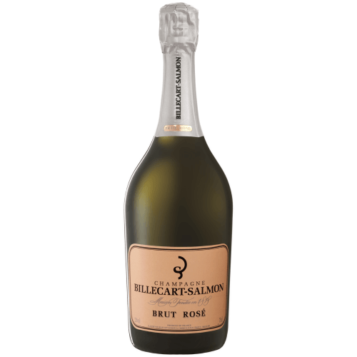 Billecart Salmon Brut Rose Champagne