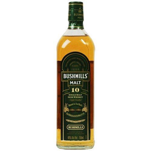 Bushmills 10 year old Irish whisky