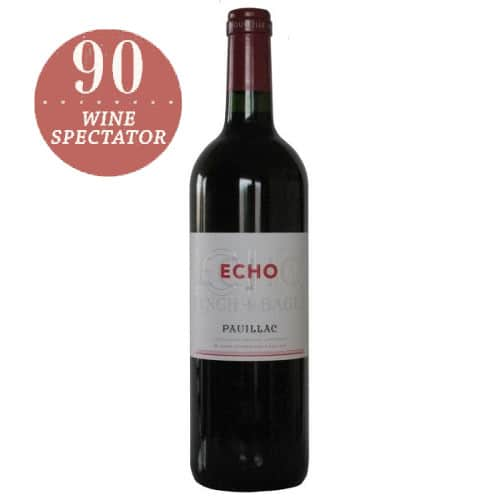 Echo de Lynch Bages 2012 AOC Pauillac
