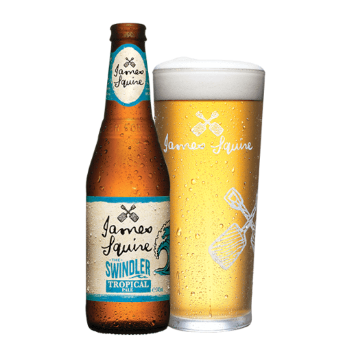 James Squire The Swindler Tropical Pale