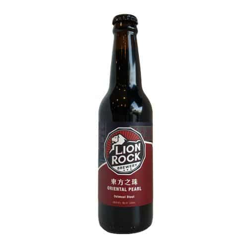 Lion Rock Oriental Pearl Oatmeal Stout