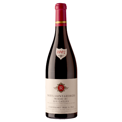 Nuits-St-Georges Cailles 1cru 2007