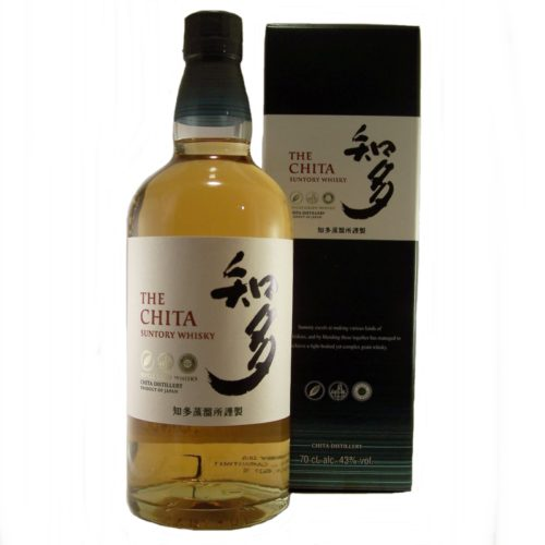 The Chita Japanese Whisky