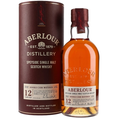 Aberlour 12 Year Old Scotch