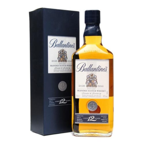 Ballentines 12 year Scotch