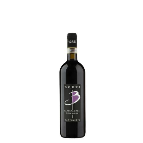 Mini wine bottle, Italy, Barbera d'Asti DOCG