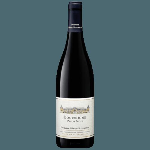 Domaine Genot-Boulanger Bourgogne Pinot Noir 2018