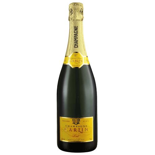 Carlin Brut 2017 Vintage Champagne