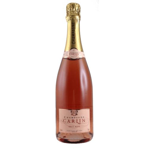 Carlin Brut Rose Champagne