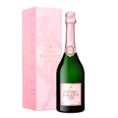 640 × 640Images may be subject to copyright. Find out more Deutz Brut Rose Champagne