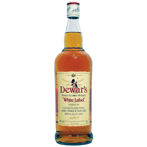 Dewars White Label Whisky
