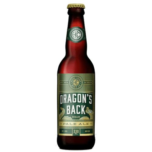 Dragons Back Pale Ale