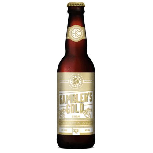 Gamblers Gold Ale