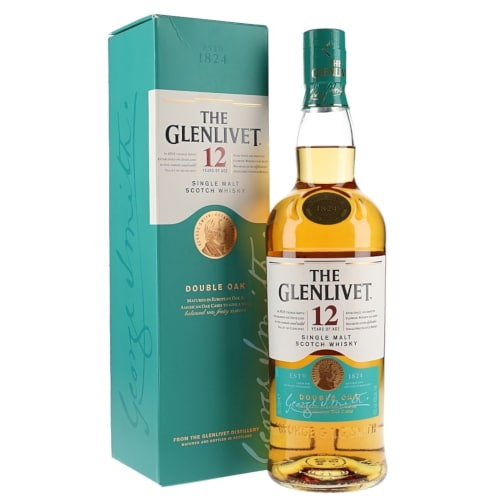 Glenlivet 12 Year Old Scotch