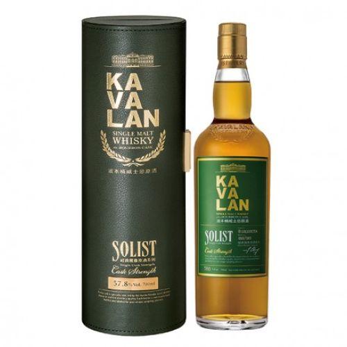 Kavalan Solist ex-Bourbon Single Cask
