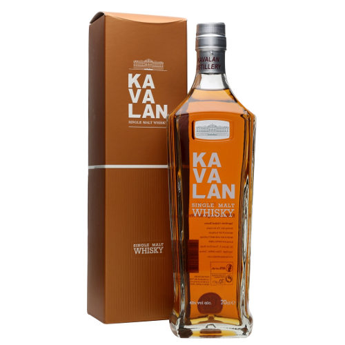 Kavalan Classic Taiwan Single Malt Whisky