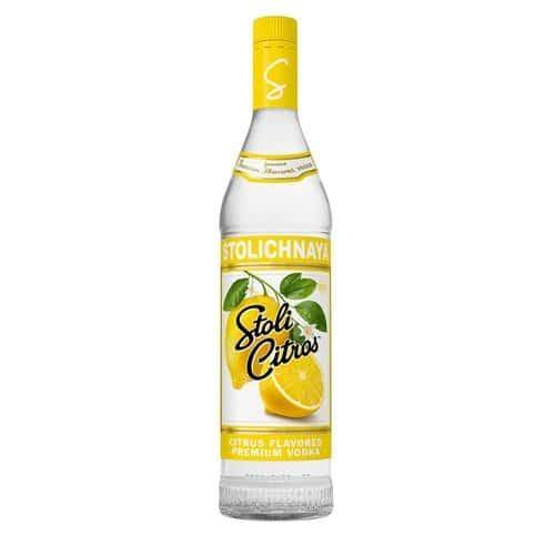 Stolichnaya Citrus Vodka