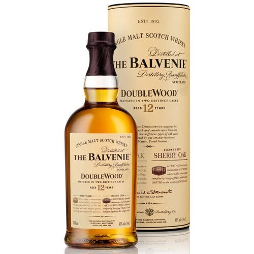 The Balvenie 12 Year Old DoubleWood Whisky